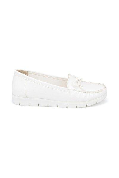91.150658.z Beyaz Kadın Ayakkabı 100374800