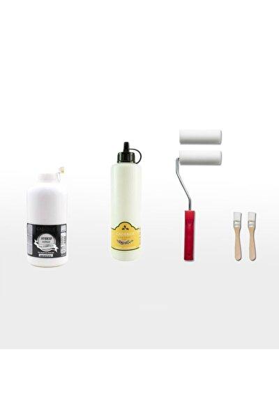 Hibrit Hybrid Multisurface 2 Lt Boya Seti Renk Seçenekli H001 Beyaz-parlak