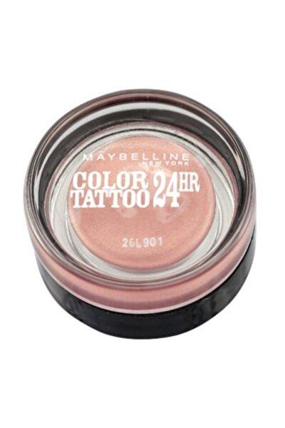 Color Tattoo 24h Göz Farı - 65 Pink Gold - Metalik Pembe