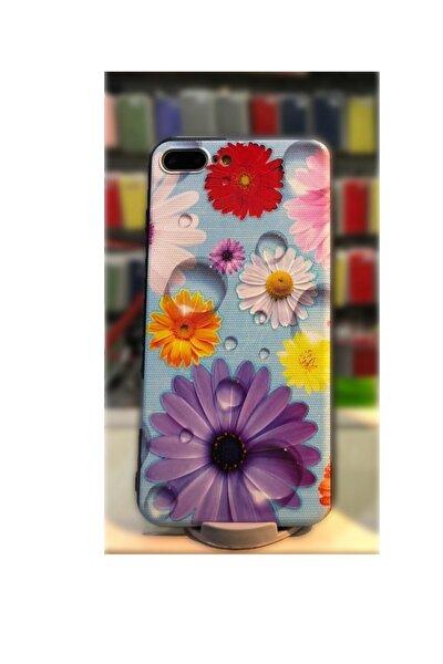 Apple Iphone 7 Plus 3d Kabartma Baskı Silikon Kılıf