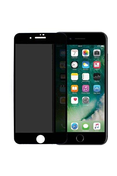 Iphone 7 Plus Ekran Koruyucu Gizli Hayalet Cam (9D Tam Kaplama)