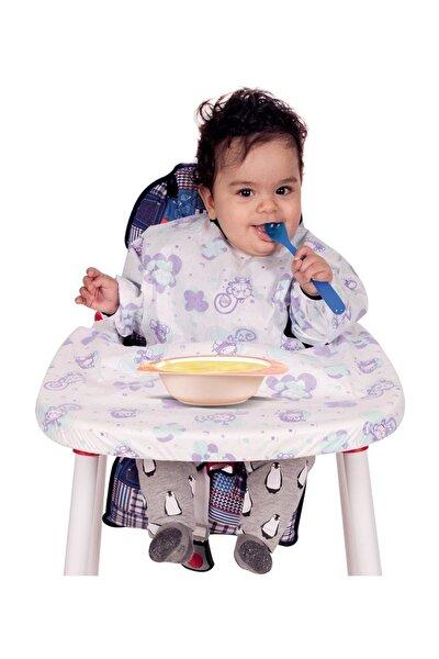 Kollu Mama Sandalyesi Önlüğü (5 Adet) Art-264 /