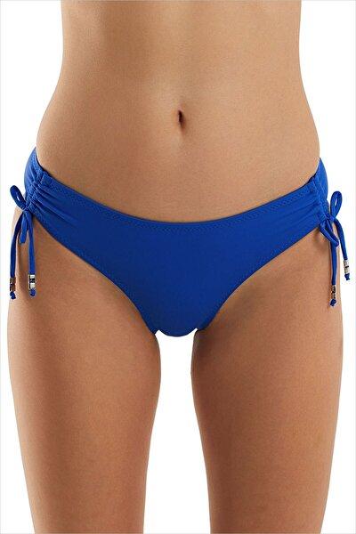 Kadın Saks Bikini Altı 63043/D4468