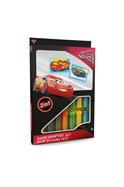 Kum Boyama Aktivite Seti Cars 3 Mcquenn&jackson