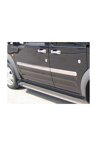 Ford Connect Krom Yan Kapı Çıtası 4 Parça 2002-2009