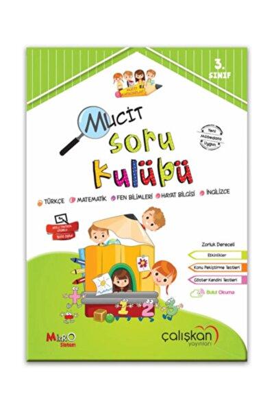3 Sınıf Tüm Dersler Mucit Soru Kulübü Çalışkan Yayınları /