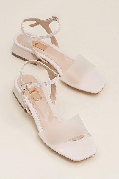 KAROLINE Pudra Kadın Sandalet