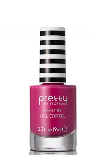 Flormar Pretty Essentıal Oje 011 Hot Pink - Pembe Oje