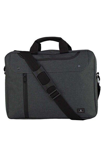 """15.6"""" Evrak Notebook Laptop Çantası - Nlf200 Füme"""