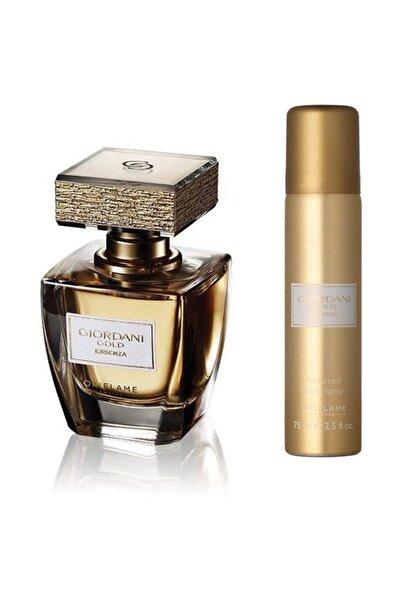 Giordani Gold Essenza Parfüm 50 ml Kadın Parfümü + Deodorant 5262645956171