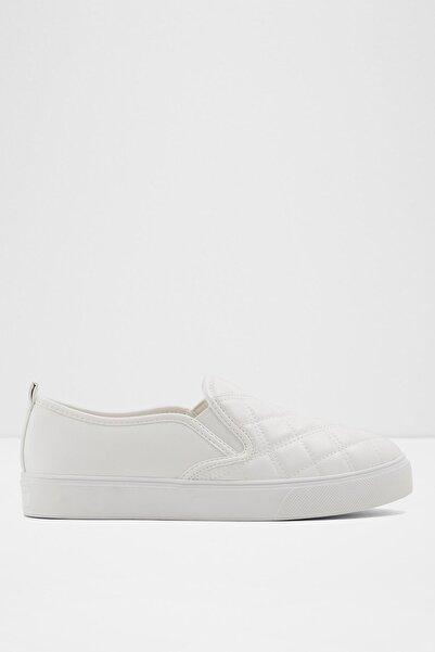 ELVUCLYA - Beyaz Kadın Sneaker