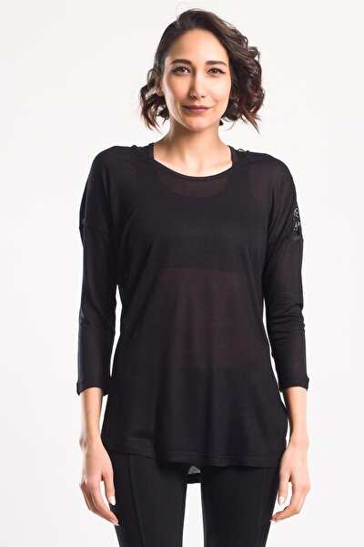 Kadın Bluz Siyah Vr010