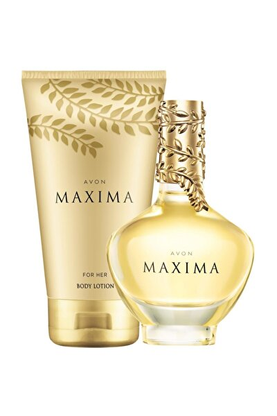 Maxima Parfüm ve Vücut Losyonu Set
