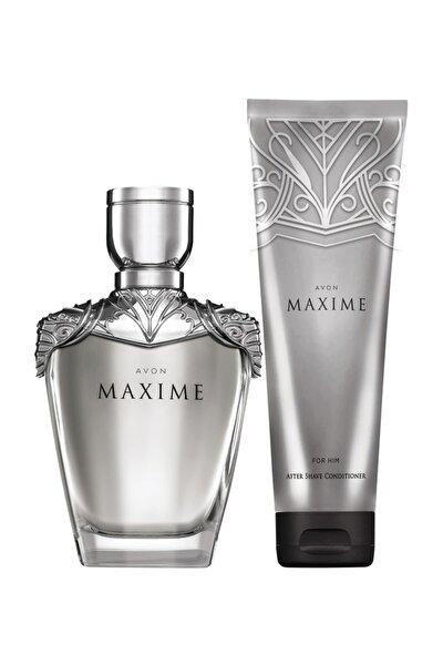 Maxime Erkek Parfüm ve Tıraş Sonrası Losyon Set