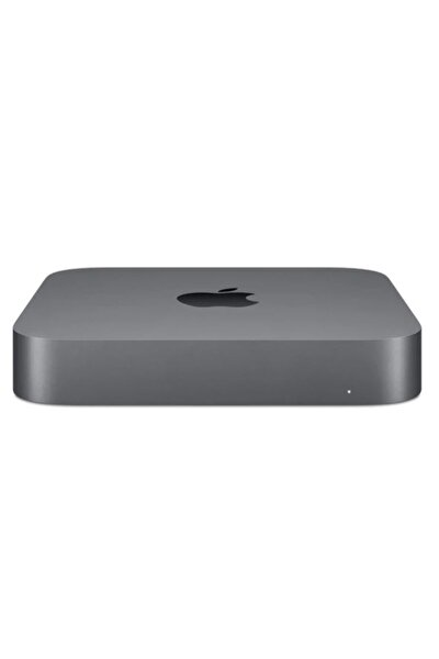 Mac Mini Intel Core i3 8GB 128GB SSD 3.6GHz Mini PC Uzay Grisi MRTR2TU/A