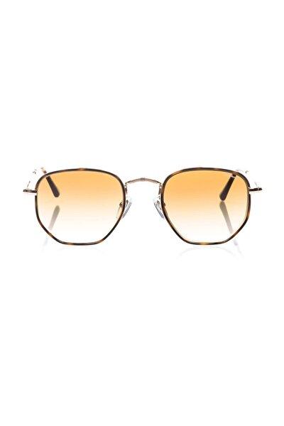 Unisex Çokgen Güneş Gözlüğü MU 1749 COL 04