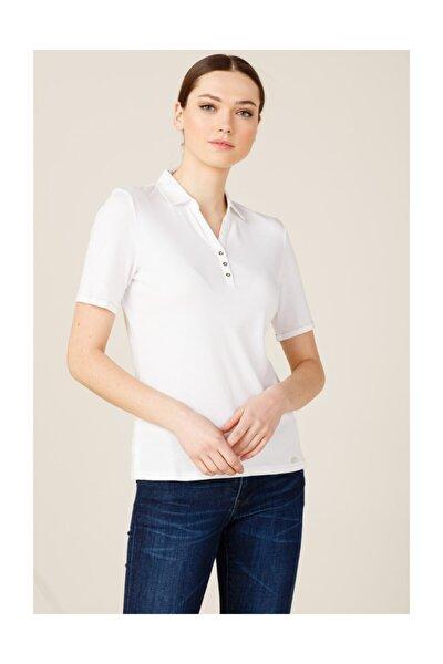 Kadın Polo Yaka Tişört