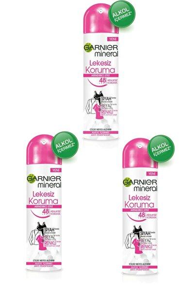 3 Lü Set Anti - Perspirant Sprey Deodorant - Lekesiz Koruma 150 ml 3600541928855