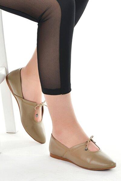 Kadın Babet Ayakkabı Günlük Anatomik
