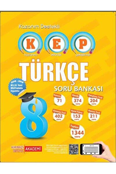 8 Sınıf Kep Türkçe Soru Bankası