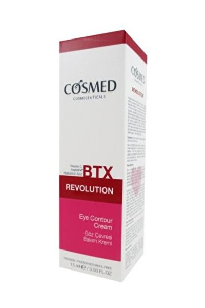 BTX Revolution Eye Contour Cream 15 ml