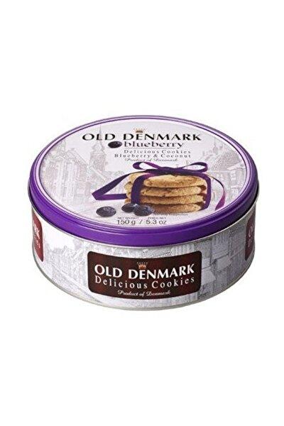 OLD DENMARK Yaban mersinli Hindistan cevizli kurabiye 150g
