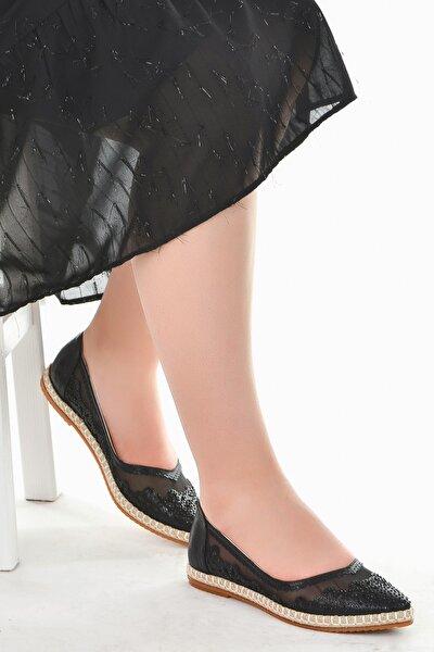Kadın  Abiye Anatomik Babet Ayakkabı 177-30
