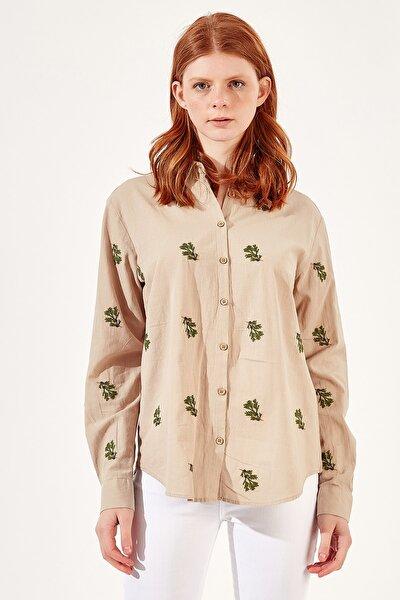 Kadın Taş Gömlek
