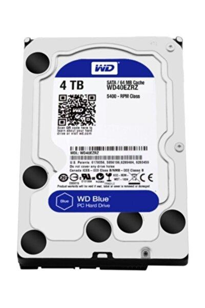 Blue 3.5 4TB 5400Rpm 64MB Sata 3 WD40EZRZ
