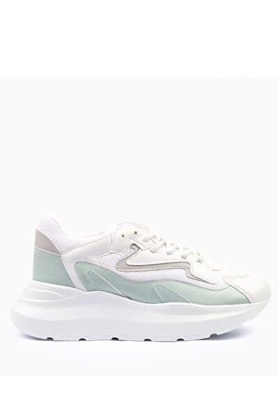 Beyaz  Kadın Sneaker 01AYY178880A908