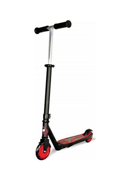 5+ Işıklı 2 Teker Kırmızı Scooter