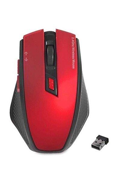 SMW-777 Kablosuz Kırmızı Optik Mouse