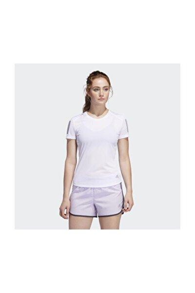 Kadın Beyaz T-shirt Fm5812 Own The Run Tee