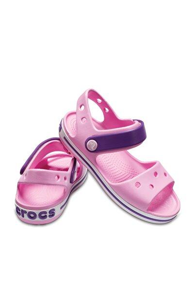 Pembe Unisex Çocuk Sandalet