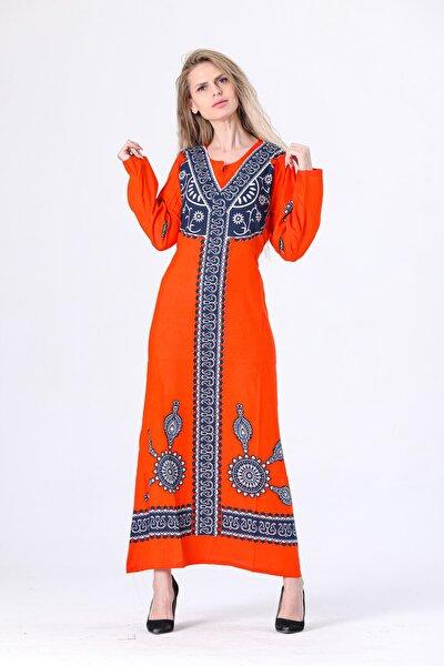 Uzun Kol Elbise