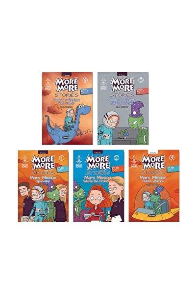 More And More 5. Sınıf Hikaye Seti 5 Kitap