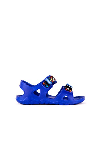 OKRA Çocuk Sandalet Saks Mavi SA10SF012