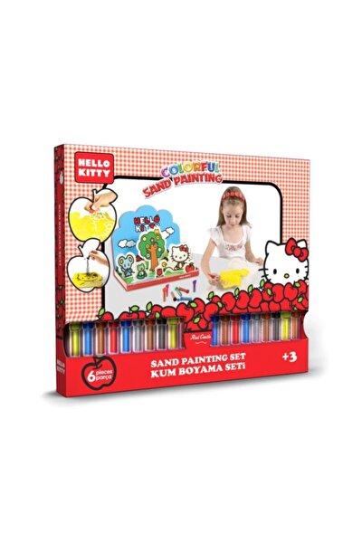 Hello Kitty 3d Büyük Kum Boyama Aktivite Seti (disney Bks-01)