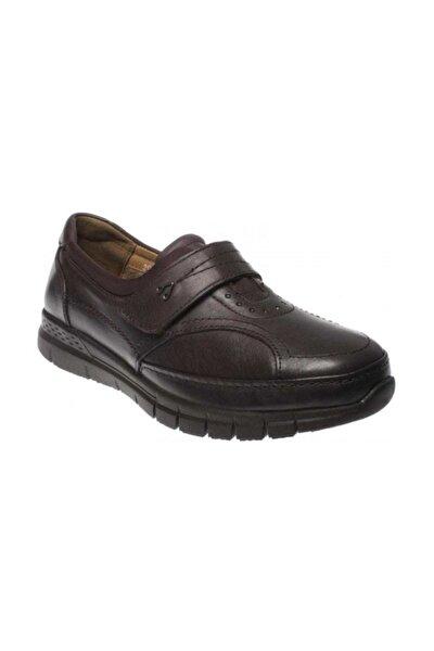 29445 Kadın Kahve Deri Kemik Çıkıntısına Özel Ayakkabı