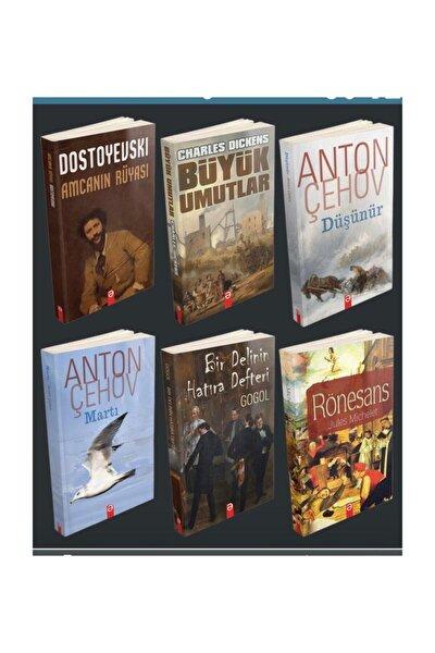 Dünya Klasiklerinden Seçme 6 Kitaplık Set