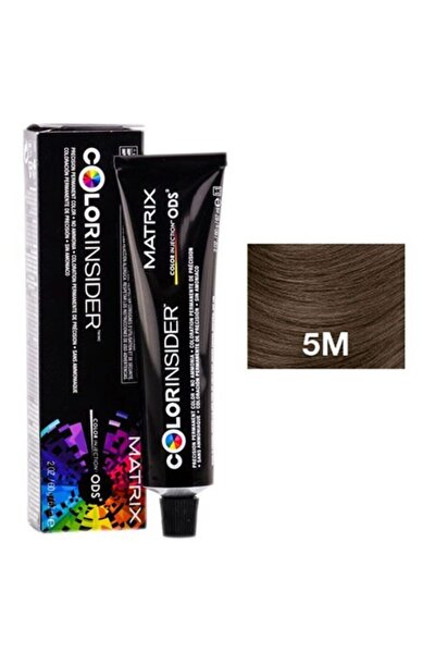 Color Insider Saç Boyası 5m/5,8-light Brown Mocha