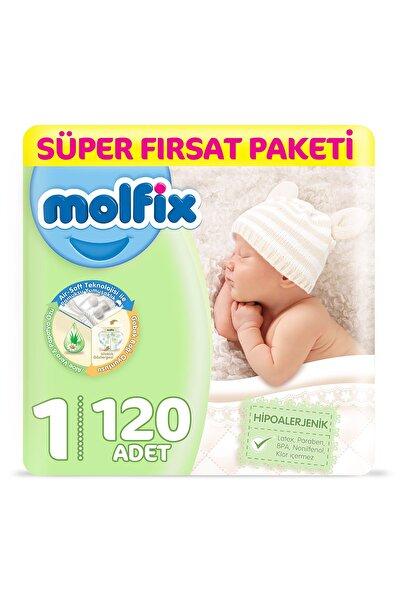 Bebek Bezi 1 Beden Yenidoğan 120 Adet