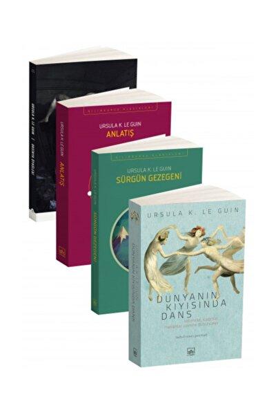 Ursula K. Le Guin 4 Kitap Takım