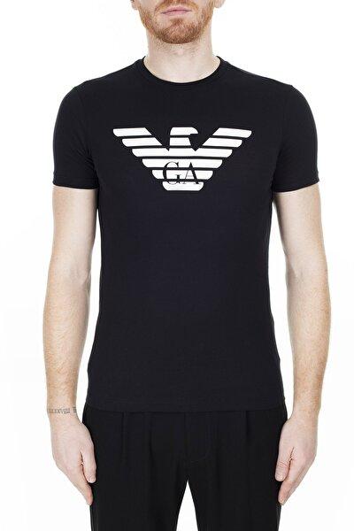 Siyah Erkek T-Shirt 8N1T99 1JNQZ 0999