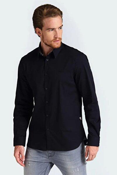 Erkek Siyah Gömlek M93H25WBRE0