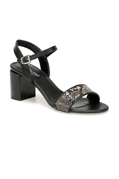 19S-115 Antrasit Kadın Sandalet 100371286