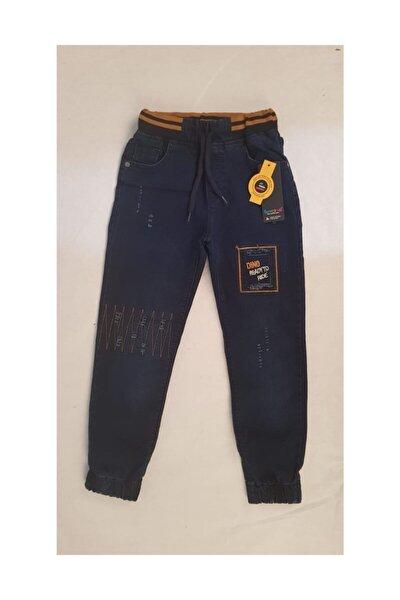 Erkek Çocuk Pantolonu Jeans Denim