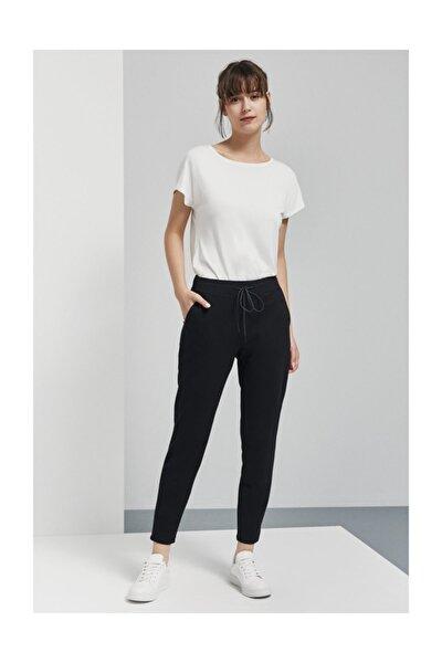 Kadın Siyah Pantolon 92790050|300