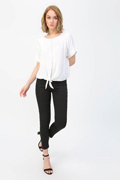 Kadın Beyaz Bluz 504393082 Boyner