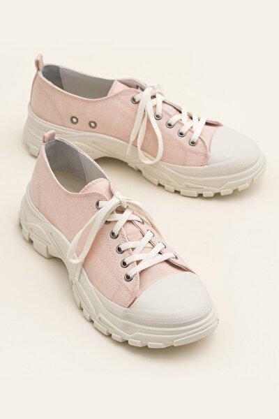 SHARMAN Pembe Kadın Casual Ayakkabı
